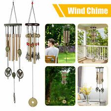 Large Wind Chimes Tubes Bells Copper Church Bell Outdoor Garden Yard Decor Bell
