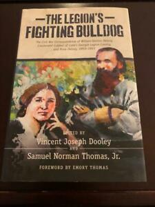 VINCE DOOLEY Signed THE LEGION'S FIGHTING BULLDOG