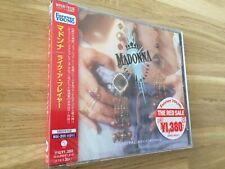 Madonna Like A Prayer Japan WPCR-78123 Sealed Picture On OBI