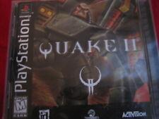 Quake 2 PS1 PS2 Playstation 1 Game Complete Original