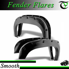 """For 2015-2018 Chevy Colorado 74"""" Bed New Pocket Style Bolt Riveted Fender Flares"""