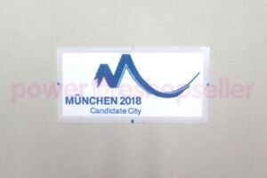 Munchen 2018 Candidate City 2011 Player Issue Patch / Badge