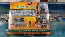 Micro Machines Vehicle Terminator 2 Judgment Day T2 Collection 2 Set NOS MOC