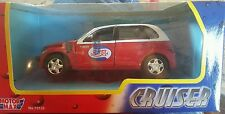Motor Max 1:24 scale Pepsi Cola Chrysler PT Cruiser die cast NEW! (Red/White)