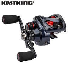 KastKing Spartacus Maximus Metal Body 25LB Drag Right Hand Sea Fishing Reel