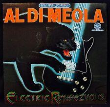 AL DI MEOLA-ELECTRIC RENDEZVOUS-Half Speed Master Audiophile Pressing-NM Promo