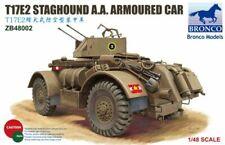 Bronco 1/48 T17E2 Staghound AA Armoured Car # ZB48002