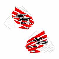 Honda XR250 XR400 96-04 Woody Shroud Graphics Black FREE SHIPPING!!!