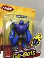 Playskool Transformers Go-Bots BEAST-BOT II MOSC Sealed New 2002
