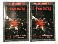THEY BOYS #1 FCBD (2020) 2 COPIES | FREE COMIC BOOK DAY