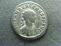 ROMAINE/ CARUS 282-283. AURELIANUS. L'ANNONE DES AUGUSTES. ROME AN 283.