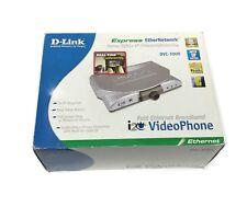 D-Link i2eye Broadband VideoPhone DVC-1000 Standalone WebCam