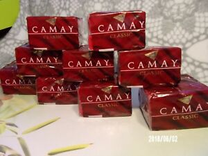 36 Camay Classic Nostalgie Seife, OVP Unbenutzt