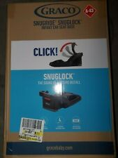 New Graco Snug Ride Snug Lock Infant Car Seat Base Baby Child Protection Black