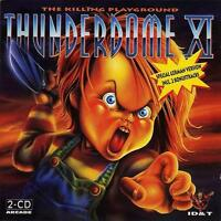 THUNDERDOME XI 11 = Special German Version =2CD= HARDCORE GABBER !!!