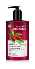 Avalon Organics CoQ10 Defence Perfecting Firming Wrinkle Face Cream Serum