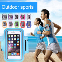 HO_ HD_ 2019 Running Arm Band Leather Case Bag For iphone Mobile Phone Holder Po