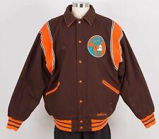 HAWAIIANS Mens Winter Heavy Cotton Varsity Jacket 3XL Insulated STALL & DEAN
