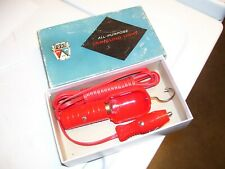 Vintage nos 1960' s Ford accessories promo fomoco auto travel map light car lamp