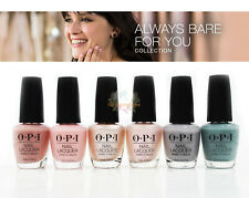 "OPI Nail Lacquer ""Always Bare For You"" - SPRING 2019 Collection FULL 6Pcs"
