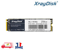 Disque Dur SSD interne 256Gb M.2 PCIe NVME 2280 XrayDisk Solid State Drive