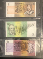 New ListingAustralia1 .2. 5 Dollars Banknote