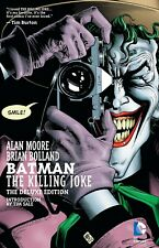 Batman: The Killing Joke: The Deluxe Edition Hardcover (Mar 2008, Dc)