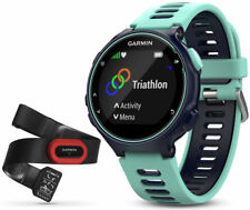 GARMIN Forerunner 735XT GPS Multisport & Running Watch+Heart Rate Monitor,Blue