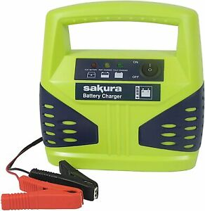 Car Batery Booster 12 V Compact Portable Charger Jump Starter Power Pack Battery