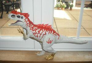 Jurassic World Indominus Rex Hybrid Rampage Dinosaur Action Figure Hasbro