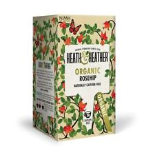 💚 Heath & Heather Organic Cynorrhodon Infusion 20 bags