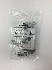 Leviton 40649-W Phone Jack Decora Insert - 6 Position 4 Conductor - White 078477