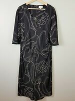 [ WITCHERY ] Womens Print Dress | Size AU 14 or US 10