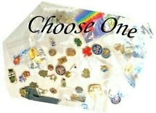 61 Thinking Day & International Pins Girl Scouts Guides New & Used Choose One