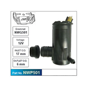 Mitsubishi WA Starwagon Windscreen Washer Pump  1995-2004 **