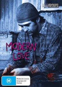 Modern Love (DVD) - AUN0090