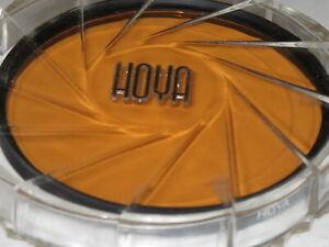 77mm - Hoya 85A Color Correction Filter NEW        #77m8n2/