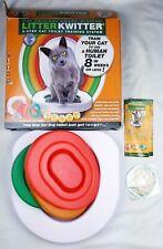 Litter Kwitter Quitter Cat Toilet Training System Lk-1
