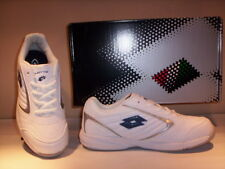Scarpe ginnastica sneakers running Lotto donna bambino shoes sportive bianche 34
