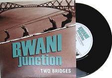 "BWANI JUNCTION 7"" Two Bridges 500 Made DEBUT Numbered Vinyl Limited Big Kids Rmx"