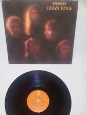 POCO;- CRAZY EYES - VINTAGE 1973 COLLECTBLE LP - STEREO KE-32354