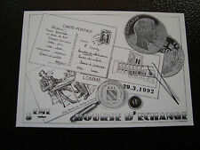 FRANCE - carte 1992 (cy10) french