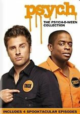 Psych The Psych-o-ween Collection Region 1 DVD
