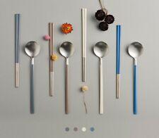 Lassiette Ebro Korean Premium Custom Dinnerware Cutlery 4Set Spoon & Chopsticks