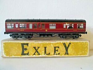 EXLEY OO GAUGE LMS INSPECTION COACH ORIGINAL BOX
