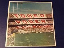 TOWER OF POWER~we came to play COLUMBIA 1978 all ORIGINAL ~ (LP) Vg++ / (JKT) Ex