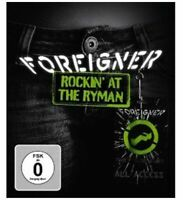 Foreigner - Rockin' At The Ryman Neuf DVD