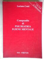 Compendio di psichiatria igiene mentale scale valutazioneConti medicina salute