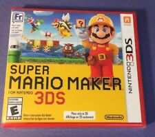 Super Mario Maker for Nintendo 3DS (3DS) NEW