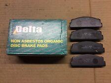 New Delta 763-D54B Organic Disc Brake Pad Pads